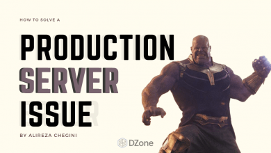 Photo of Production Server Issue: How to Solve It the RIGHT WAY
